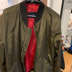 Coat Zara men (fais pour femme)